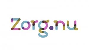 Het logo van Zorg Nu van AvroTros